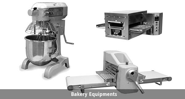 Bakery Equipments Sri Lanka