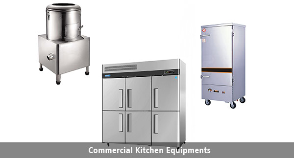 Commercial Kitchen Equipment Sri Lanka