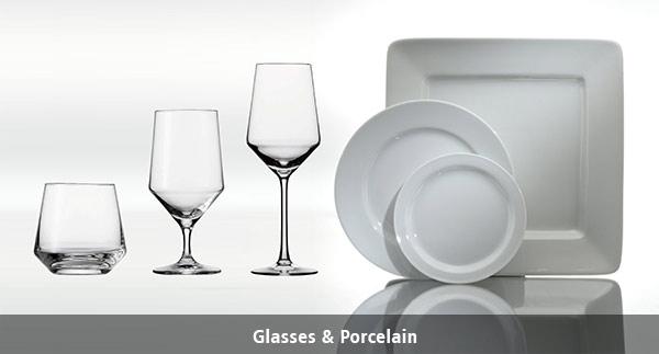 Hotel Glasses Porcelain Sri Lanka