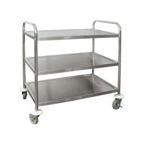 Serving Trolley-3 Shelf