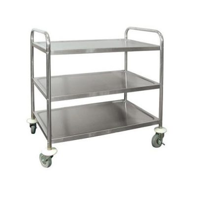 Serving Trolley-3 Shelf