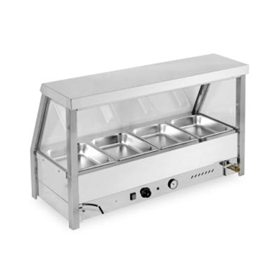 Electric bain marie kitchen gallery for Cuisson four bain marie